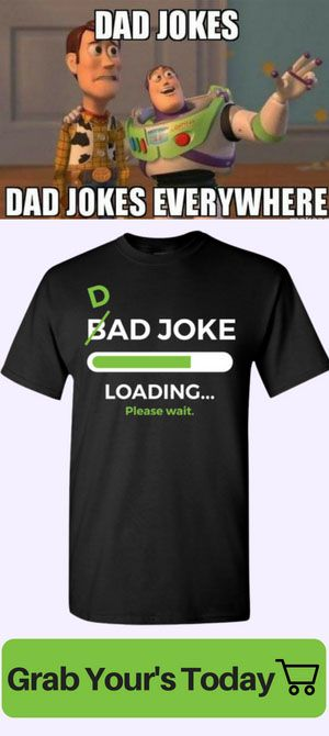 d5ce7ae4 Dad Joke Loading - Funny Dad Jokes Tee Shirt for Fathers Day. Perfect for  the Dad Jokester in Your Family. #DadJokes #DadJokeChampion #FathersDay #  ...
