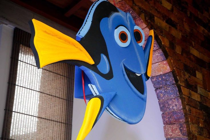 Piñata de Dory!!!!