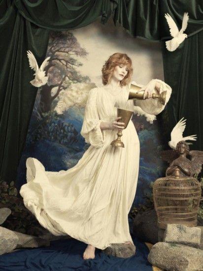 Aňa Geislerová-tarotovoá karta Mírnosti