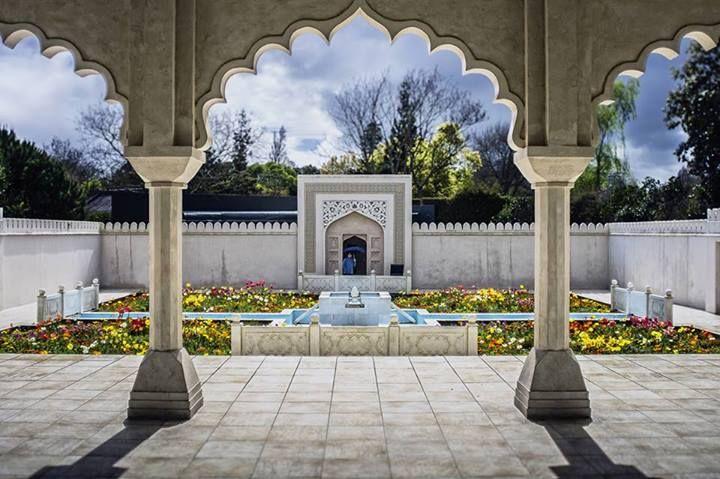 Char Bargh Garden, Hamilton Gardens, NZ. © Copyright 2013 Middleton Joshua Photography. All Rights Reserved.