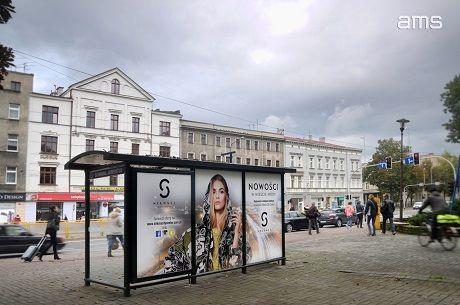 Druk z efektem głębi w mieście mody :) (Silesia City Center, październik 2016)