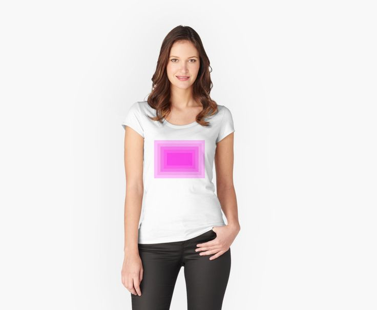 Pink rectangles ranging from light pink through to magenta. • Also buy this artwork on apparel, phone cases, home decor, and more.