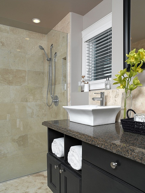 love that sink; maybe for the powder room