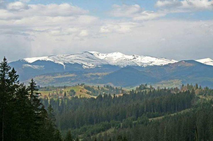Tatár-hágó – Máramarosi-havasok – Kárpátalja