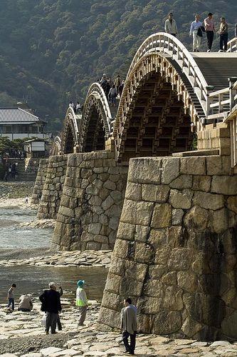 the old samurai bridge | Flickr - Photo Sharing!