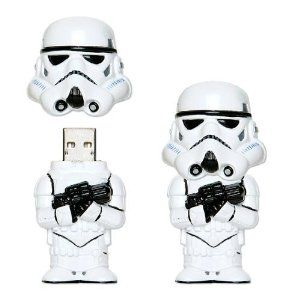 Storm Trooper USB Thumb Drive