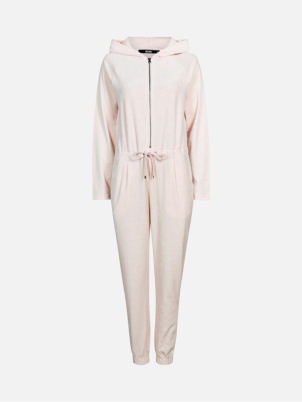 Millie jumpsuit | | Lys rosa | BikBok | Norge  str.L