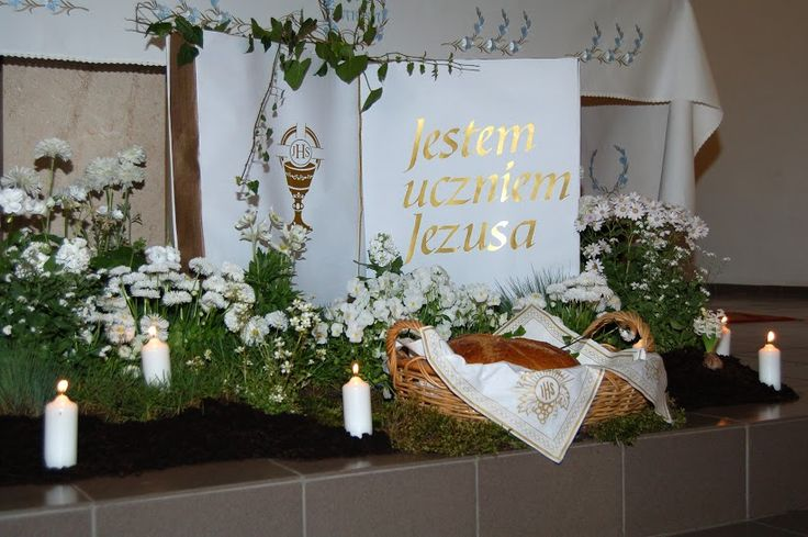 First Communion decoration