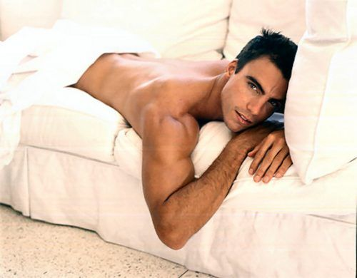 I found my Fifty Shades.... If only he could get the role for the movie.  I love you Colin Egglesfield!!