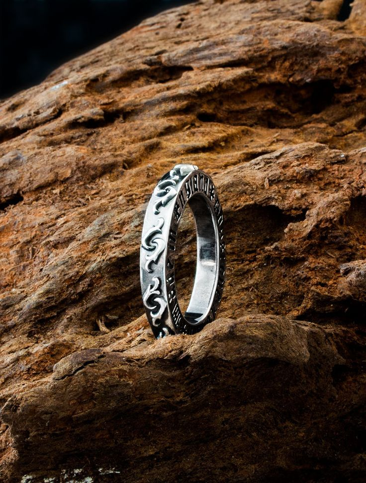 Dogstone London - Men's Dicing with Death Sterling Silver Stack Ring, £140.00 (http://www.dogstonelondon.com/products/dicing-with-death-stack-ring.html)
