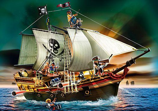 Pirates Ship - PM GB PLAYMOBIL® United Kingdom