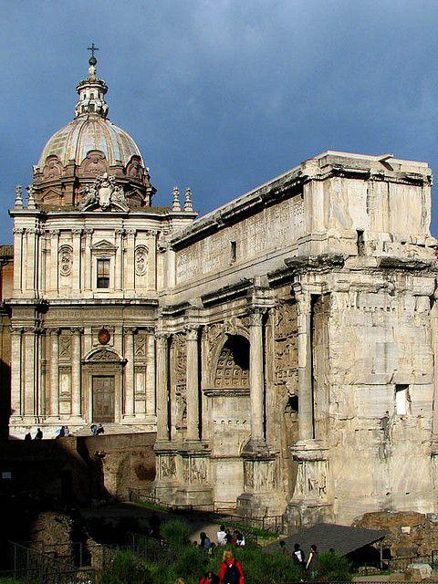 Rome - italy (von Storm Crypt)