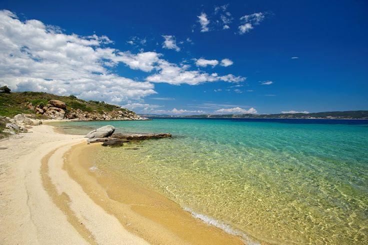 #Halkidiki #Greece #sea #sun #holidays #beach #summer