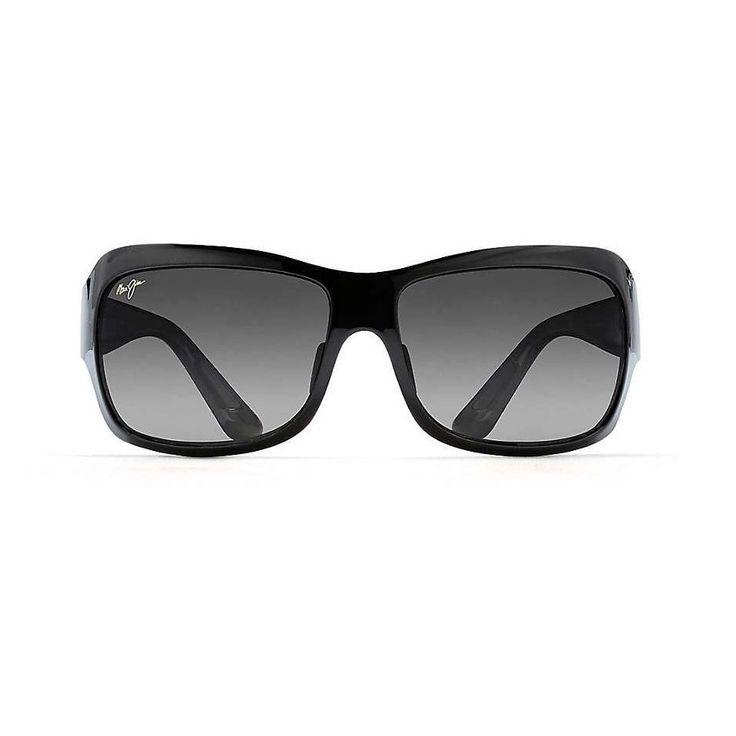 Maui Jim Seven Pools Gloss /Neutral Grey Polarized Sunglasses
