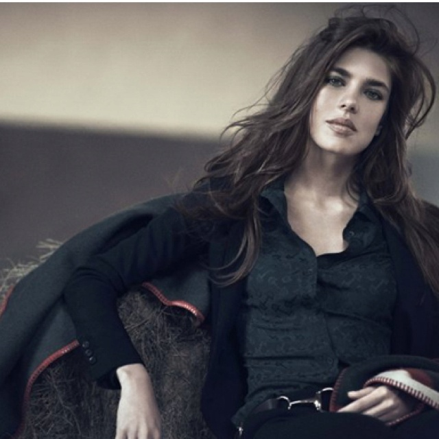 Charlotte Casiraghi - seriously one of the most beautiful human beings ever