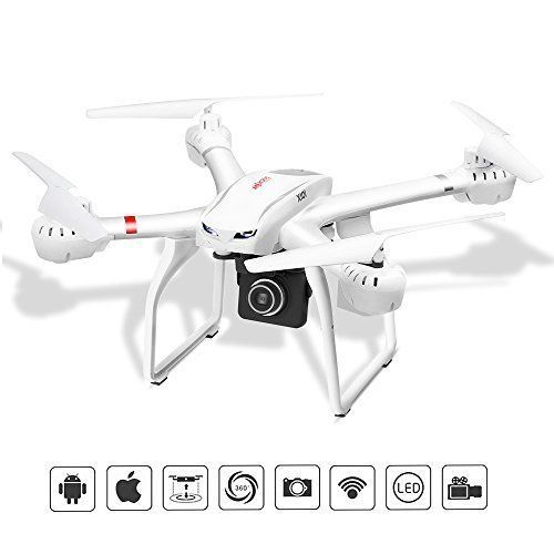 Quadcopter Drone FPV Live HD Video Camera RTF One Key Return Headless Mode NEW #tokky