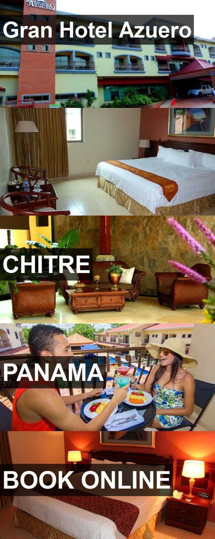 Gran Hotel Azuero in Chitre, Panama. For more information, photos, reviews and best prices please follow the link. #Panama #Chitre #travel #vacation #hotel