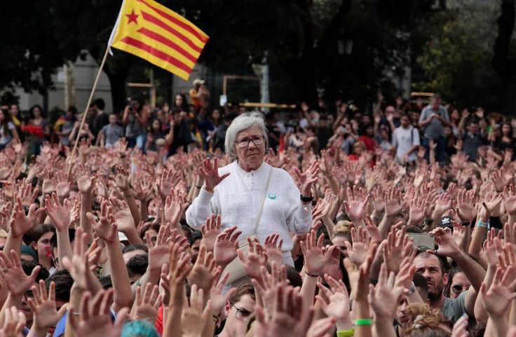 #CATALAN #PRESIDENT URGES #BRUSSELS TO MEDIATE IN INDEPENDENCE CLASH...