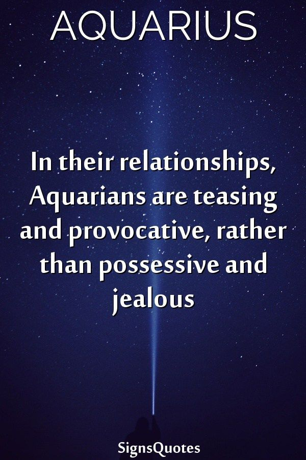 Possessive personality traits