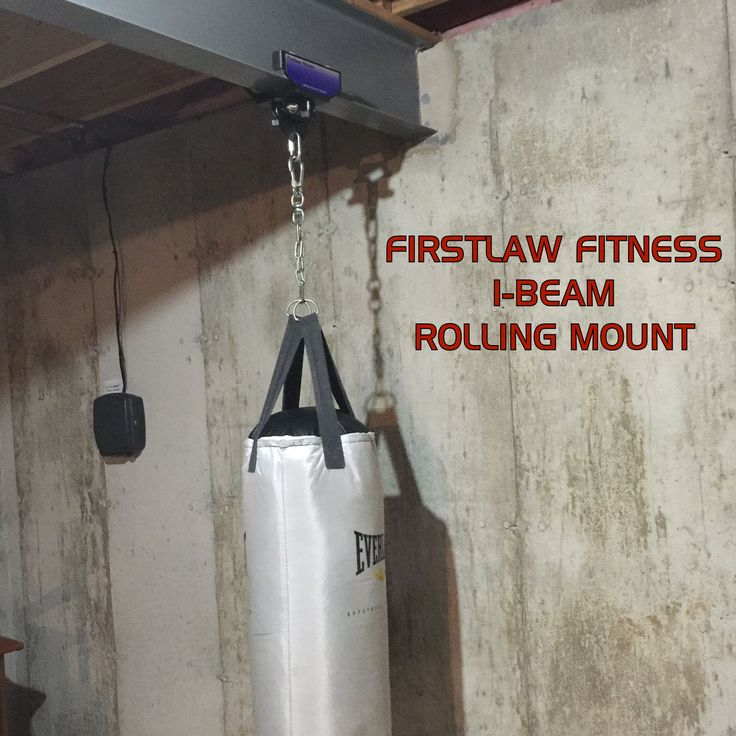 Another Great Shot Of The Firstlaw Fitness I Beam Rolling