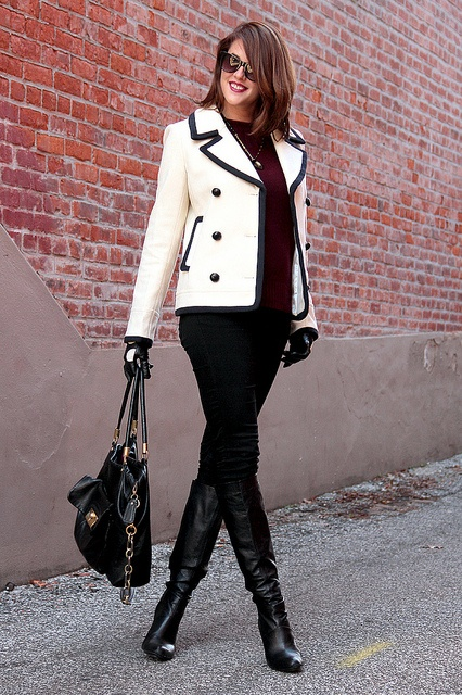 What i Wore: City Girl by What I Wore, via Flickr