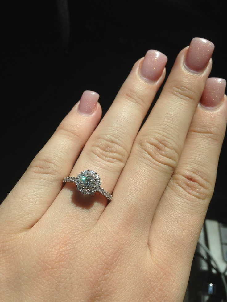 my vera wang engagement ring - Vera Wang Wedding Ring