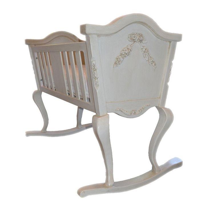 Hand-crafted Auriga Cradle