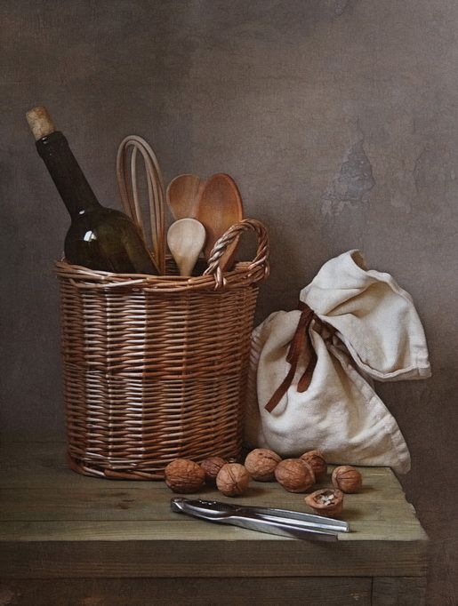 #still #life #photography • photo: С грецкими орехами | photographer: katrjunja | WWW.PHOTODOM.COM