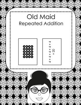 Old Maid - Repeated Addition