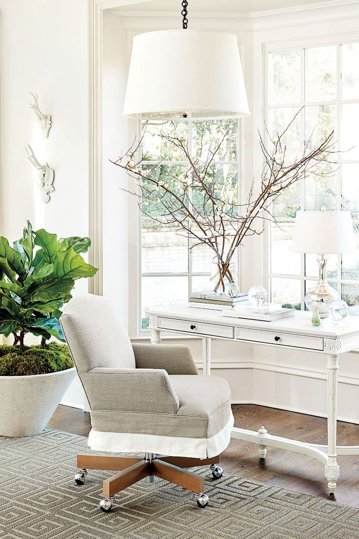 Summer 2017 Inspiration with Suzanne Kasler Office