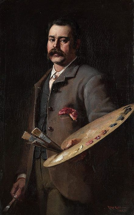 Frederick McCubbin - self-portrait Wikipedia, the free encyclopedia