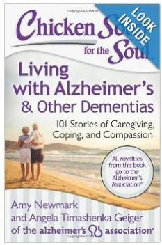 Chicken Soup for the Soul: Living with Alzheimer's and Other Dementias is a finalist in the SeniorHomes.com Best Senior Living Awards 2014