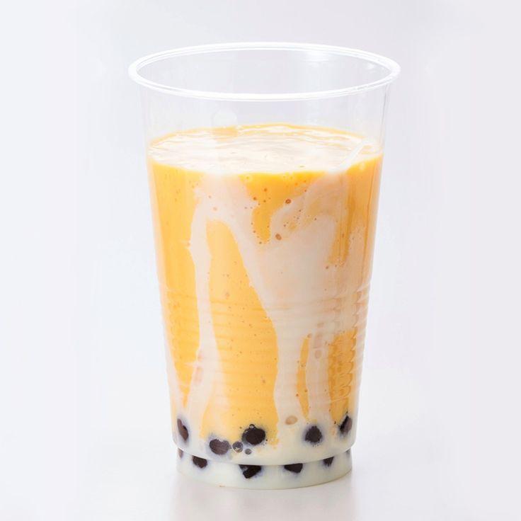 フルーツ豆乳スムージー(マンゴー) / 680yen