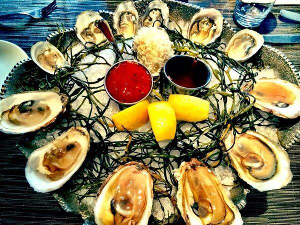 Green Gables Oysters served at E11even in Toronto last week! To learn more about our PEI oysters or order fresh oysters on ice to be delivered to your door visit http://www.peioystersociety.ca/