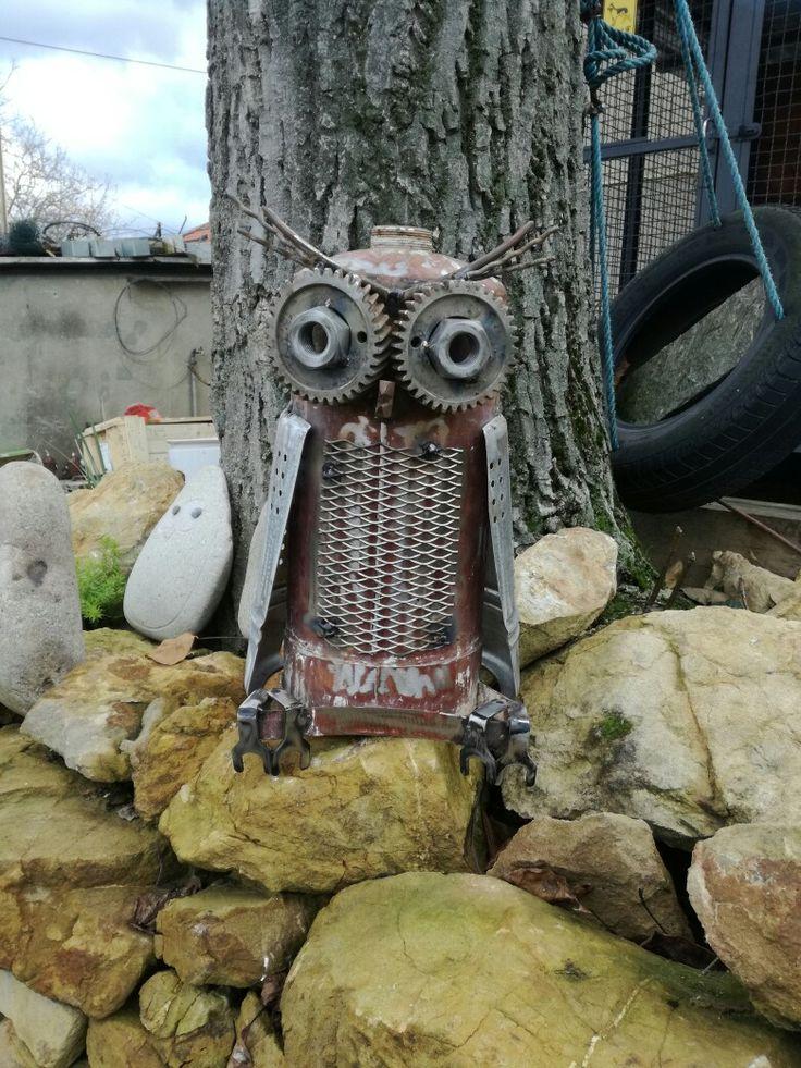 Owl from Hrabovka