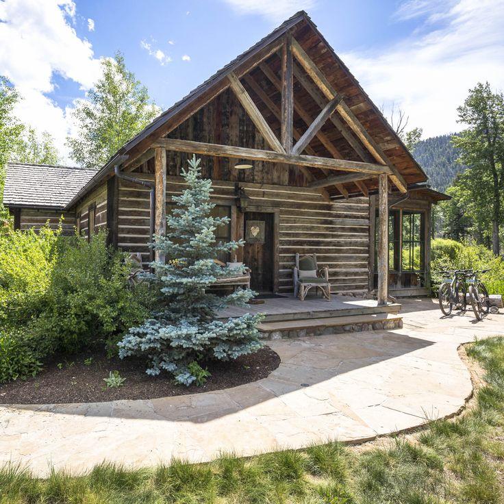 Luxury Mountain Homes: 17 Best Ideas About Luxury Cabin On Pinterest