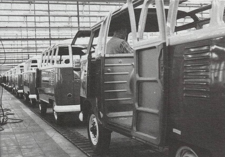 23 windows on the factory line