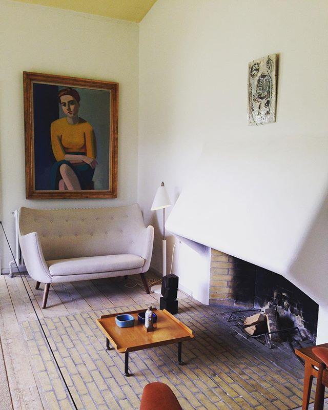 The house of Finn Juhl