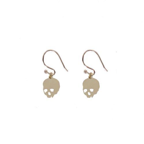 La paire de boucles d'oreilles en #or - Prix 25 euros TTC - En stock #Cezanne #Vanite #bouclesdoreilles #art
