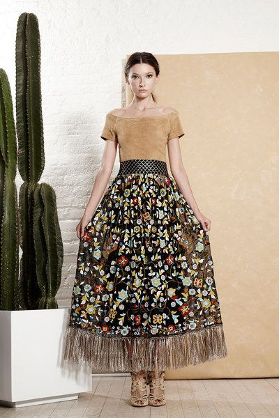 Alice + Olivia Spring 2016 Ready-to-Wear Collection Photos - Vogue