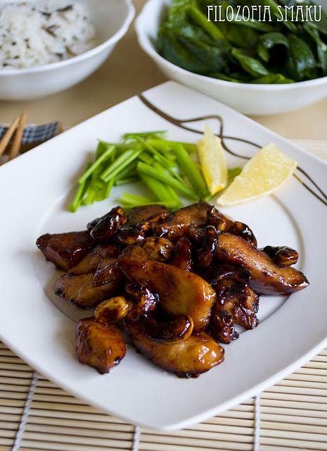 Kurczak smażony z orzechami nerkowca | Filozofia Smaku