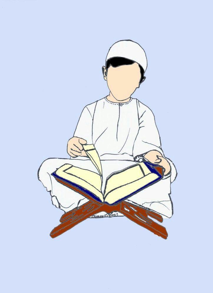 Irfan Ansari Ilustrasi Karakter Gambar Animasi Kartun Kartun