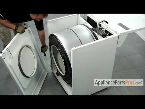 ▶ How to Disassemble Whirlpool/Kenmore Dryer - YouTube