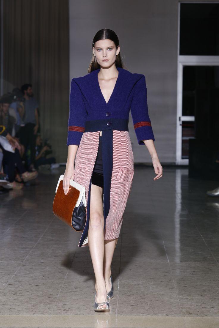 Garza Lobos - Buenos Aires Fashion Week F/W 2014