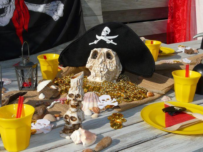 1000 Bilder Zu Mottoparty Piraten Kindergeburtstag