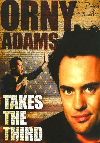 Orny Adams Takes the Third [DVD] [2010]