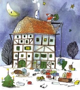 #Janosch's Adventskalender