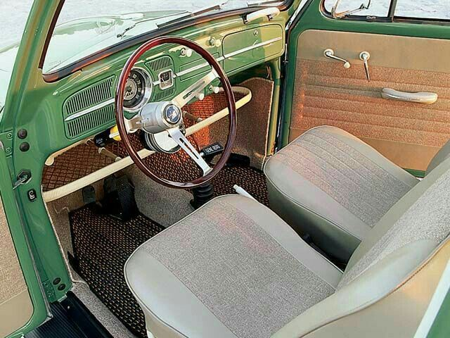 Pin By Basilio Perez On Vw Bug Volkswagen Beetle Volkswagen Volkswagen Beetle Interior