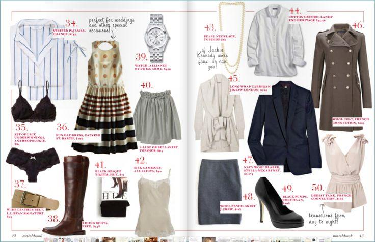Basis Garderobe Frau