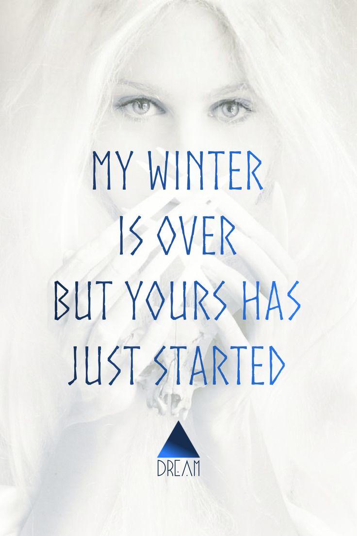 My winter is Over, but yours has just Started - Mihrünnisa Hatun - Muhteşem Yüzyıl #revange #skadi